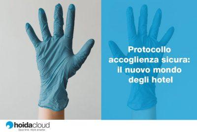 protocollo accoglienza sicura hotel