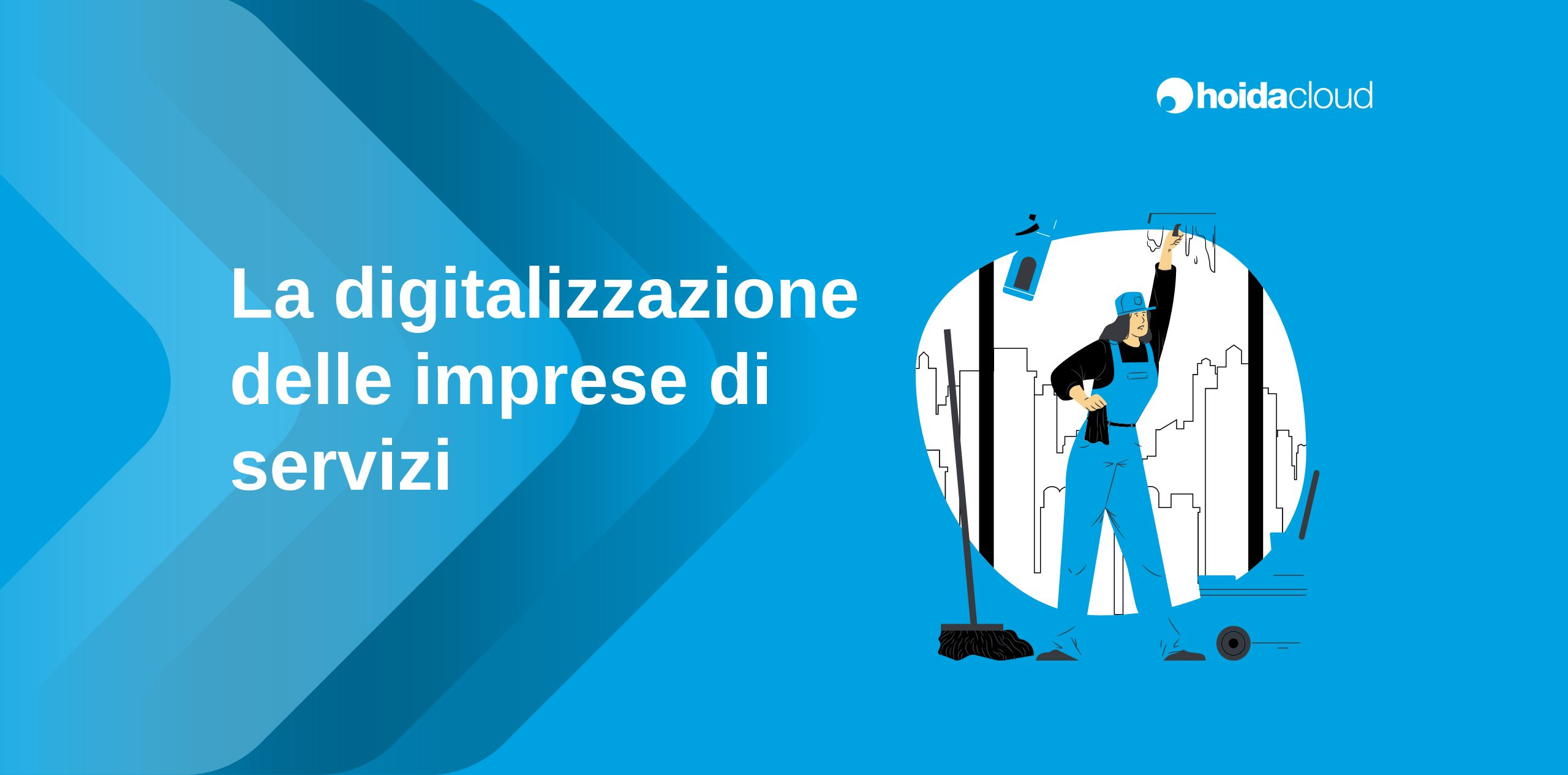 La digitalizzazione delle imprese di servizi