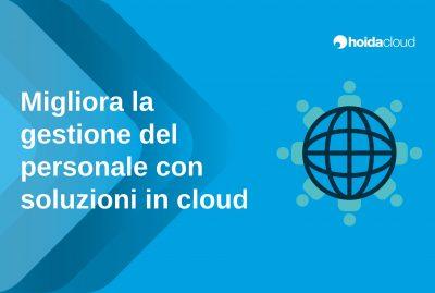 software in cloud gestione del personale