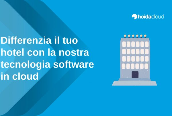 tecnologia software in cloud